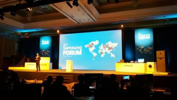 Samsung MENA forumu Dubai'den ilk görüntüler - Page 4