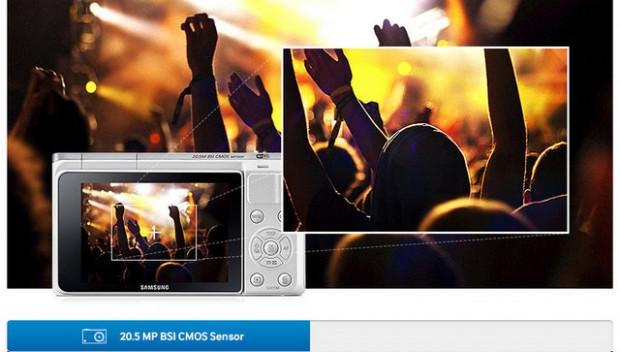 Samsung NX mini'nin özellikleri - Page 1