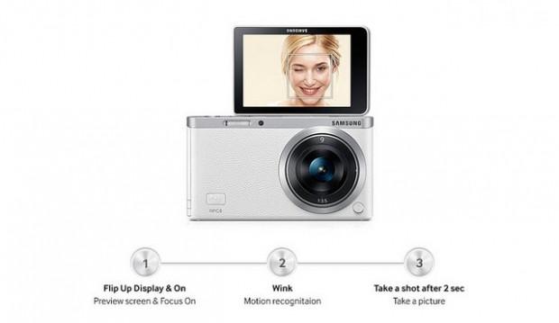 Samsung NX mini'nin özellikleri - Page 2