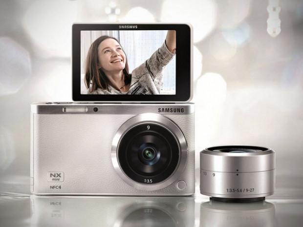 Samsung NX mini'nin özellikleri - Page 3