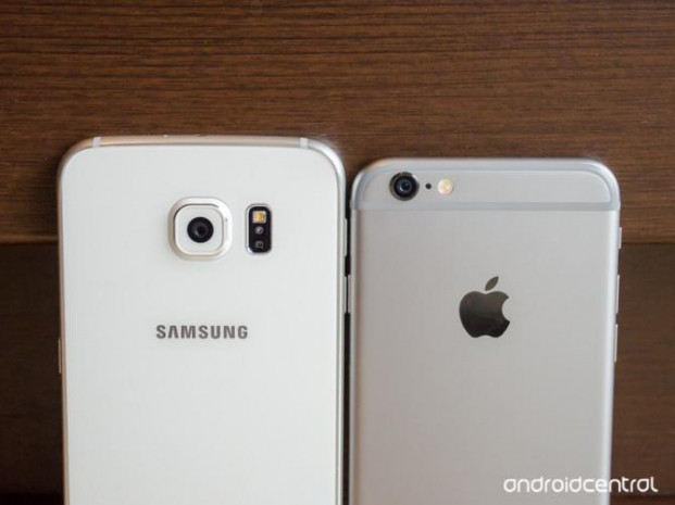 Samsung S6 ve iPhone 6s yanyana - Page 3