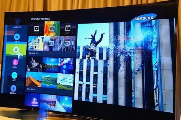 Samsung Tizen TV prototipi göründü! - Page 2