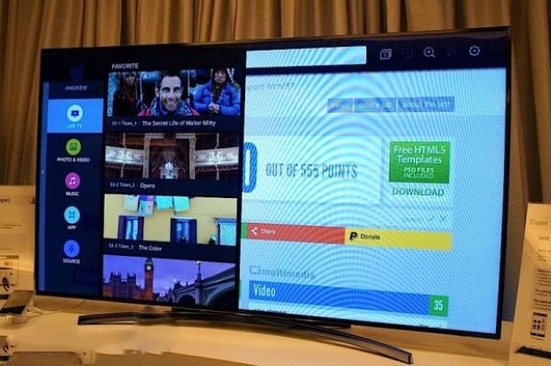 Samsung Tizen TV prototipi göründü! - Page 4