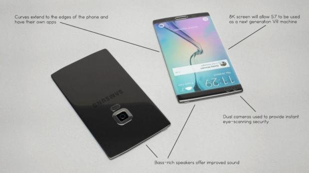 Samsung'dan Galaxy S7 bombası - Page 3