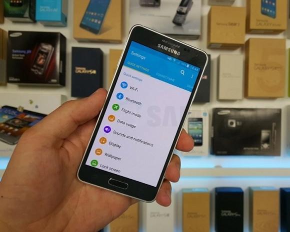 Samsung,Galaxy Alpha için Android 5.0.2 Lollipop dağıtımına başladı - Page 4