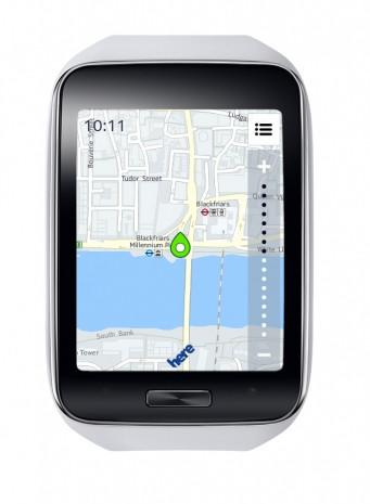 Samsung's Gear S taşlı modeliyle geliyor - Page 1