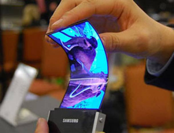 Samsung'tan 5.5 inçlik Bükülebilir Ekran - Page 2