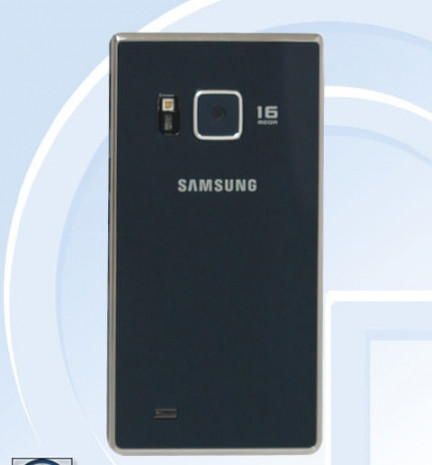 Samsung'tan çift ekranlı kapaklı telefon - Page 3