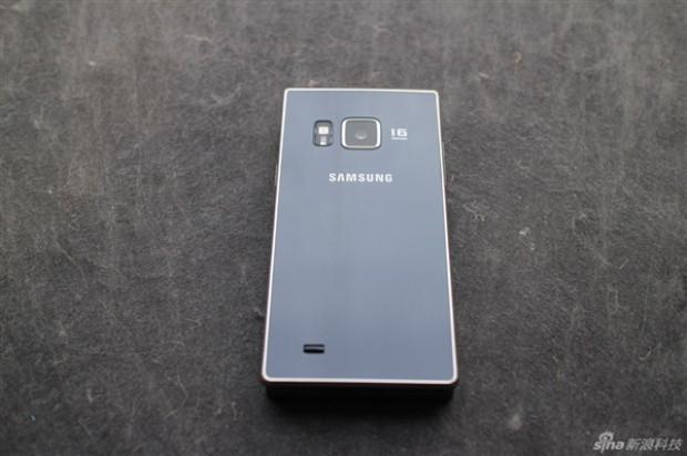 Samsung'un 16MP kameraya sahip Android ve kapaklı akıllı telefonu ortaya çıktı - Page 1