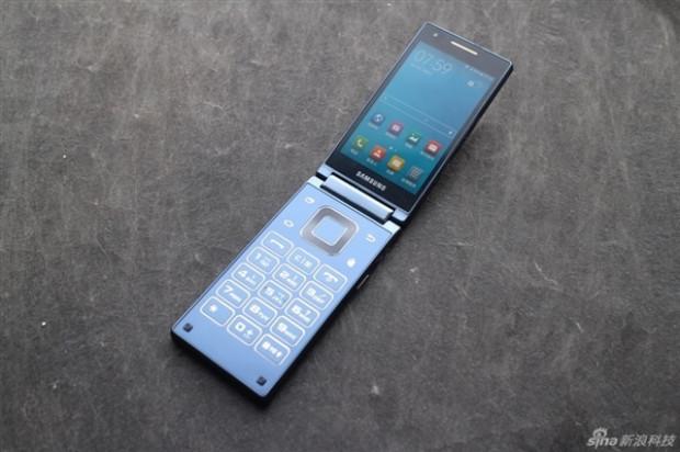 Samsung'un 16MP kameraya sahip Android ve kapaklı akıllı telefonu ortaya çıktı - Page 3