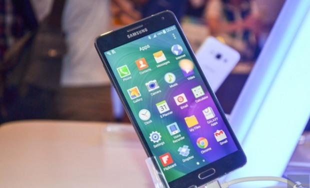Samsung'un en ince akıllı telefonu: Galaxy A7 - Page 3
