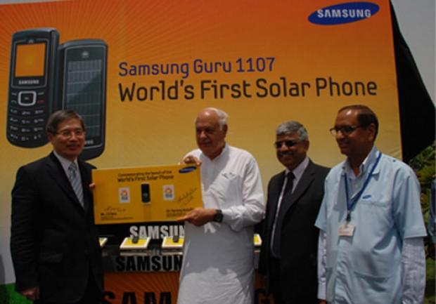Samsung'un güneş enerjili cep telefonları geliyor - Page 4