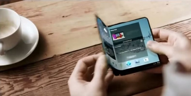 Samsung'un kapaklı telefonu bir video ile sızdı! - Page 3