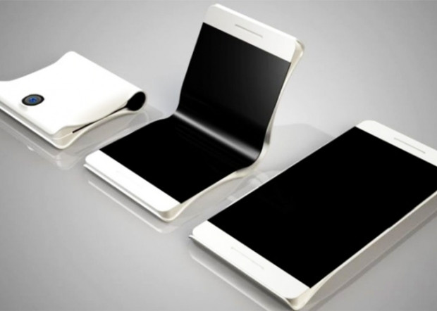 Samsung'dan katlanabilir telefon konsepti - Page 4