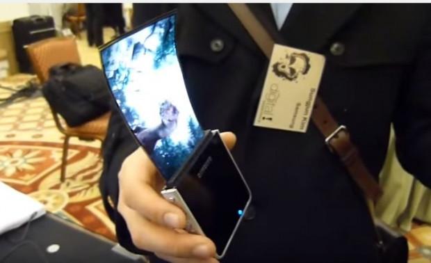 Samsung'un Oled ekran telefonu sergileniyor - Page 2