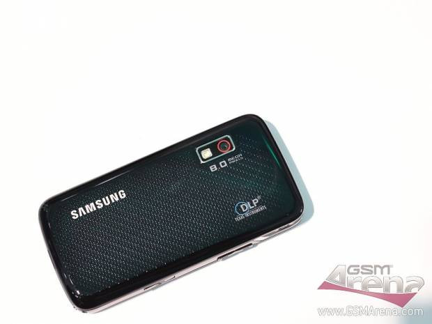 Samsung'un 'Projektör'lü yeni telefonu Galaxy Beam - Page 2