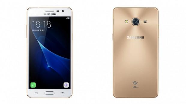 Samsung'un yeni akıllı telefon Galaxy J3 Pro - Page 4