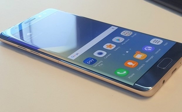 Samsung'un yeni amiral gemisi Galaxy Note 8'e ait yeni görüntü - Page 3