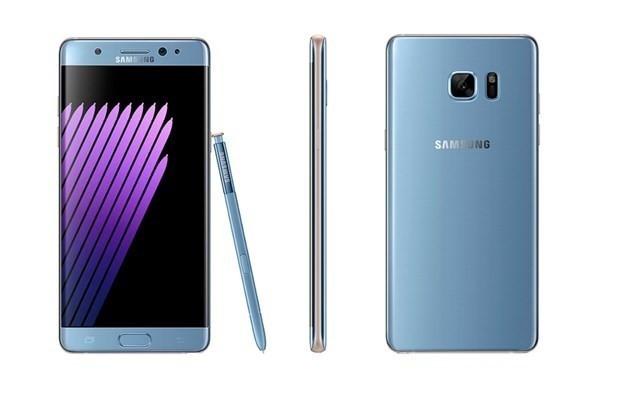 Samsung'un yeni amiral gemisi Galaxy Note 8'e ait yeni görüntü - Page 4