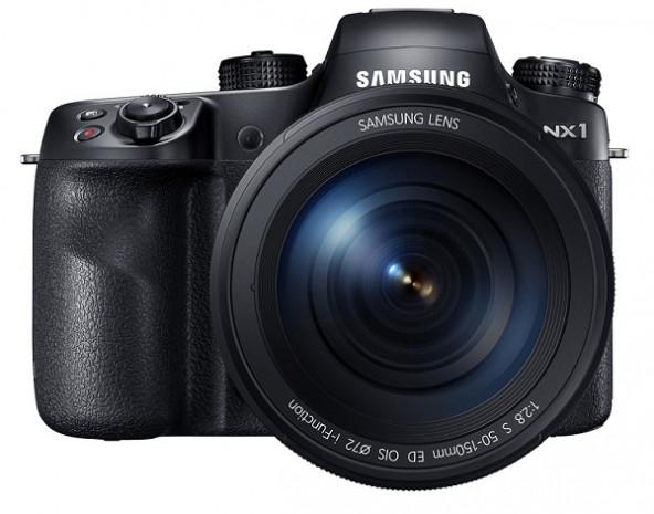 Samsung'un yeni nesil DSLR makinesi NX1 - Page 1