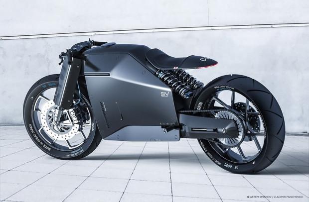 Samurai motosiklet konsepti - Page 3