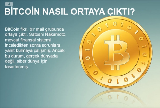 Sanal para BitCoin nedir? - Page 3