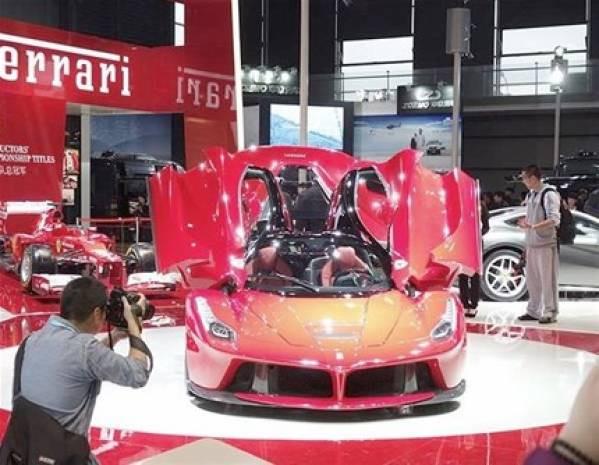 Şangay Auto Show 2013'ün gözde otomobilleri - Page 2