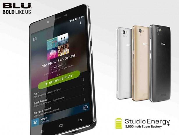 Şarjı 4 gün giden akıllı telefon 'Blu Studio Energy' - Page 2