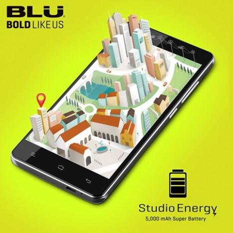 Şarjı 4 gün giden akıllı telefon 'Blu Studio Energy' - Page 4