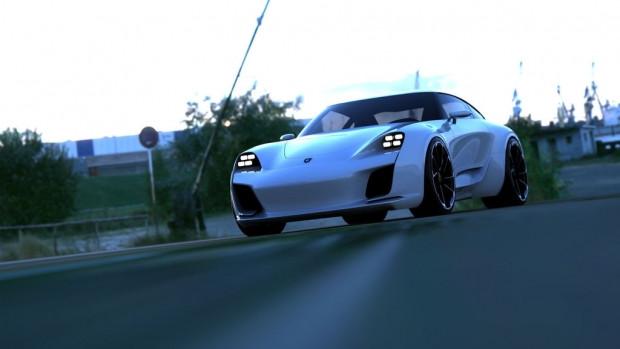 Sasha Selipanov, Porsche'nin ikonik modeli 911. - Page 1