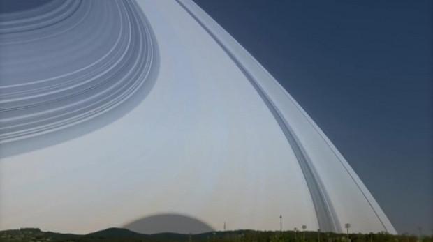 Satürn, Dünya'ya yakın olsaydı ne olurdu? - Page 3