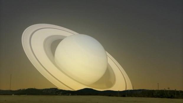 Satürn, Dünya'ya yakın olsaydı ne olurdu? - Page 4