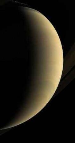 Satürn'ün nefes kesen fotoğrafları - Page 1