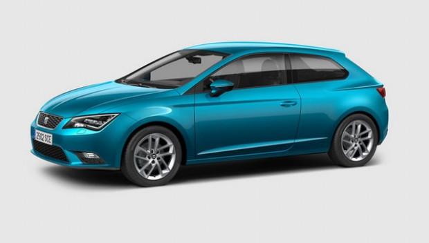 Seat Leon'un coupe versiyonunu - Page 1