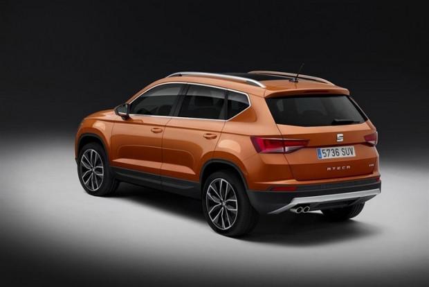 Seat'ın yeni SUV modeli: Ateca - Page 1