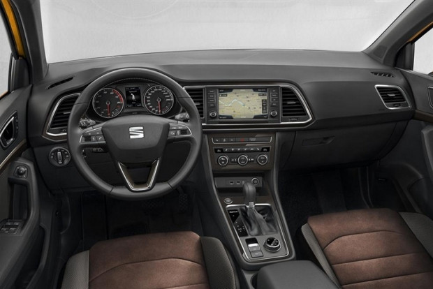 Seat'ın yeni SUV modeli: Ateca - Page 2
