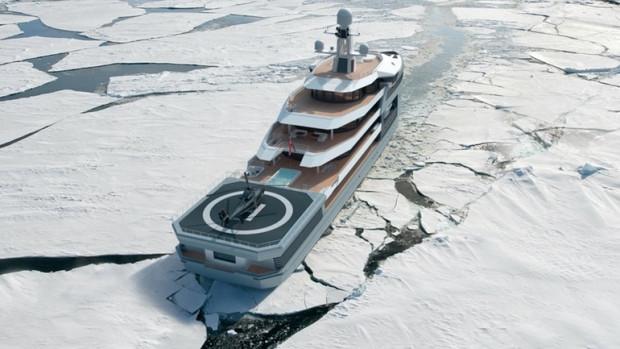 SeaXplorer yeni yerlere ulaşmak için buz kıracak - Page 1