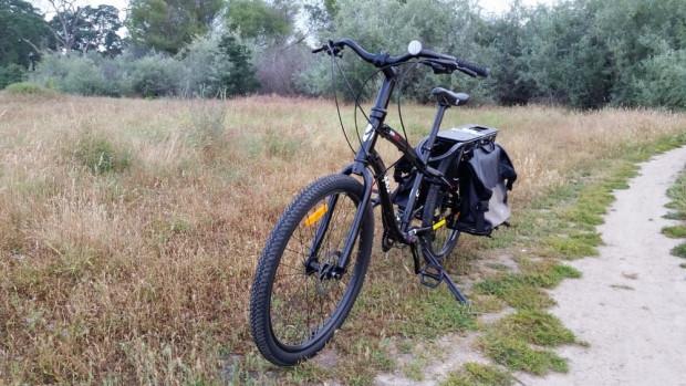 Şekilden şekile girebilen bisiklet Yuba - Page 4