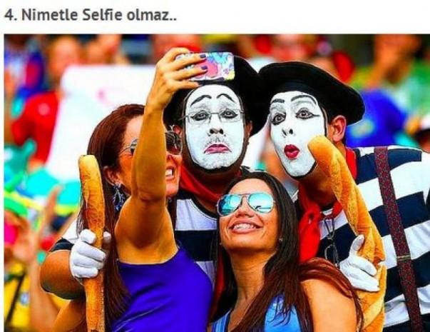 Selfie çekerken bunları yapmayın - Page 3