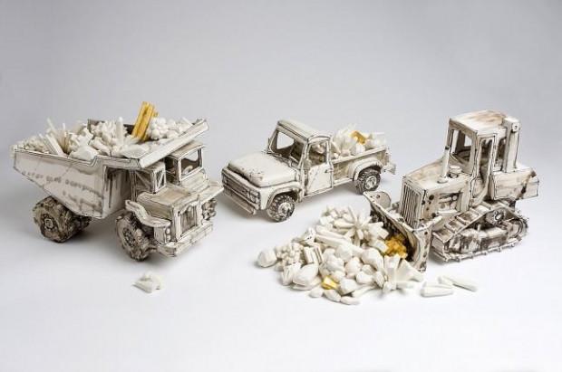 Seramikle yapılmış 3D çalışmalar! - Page 4