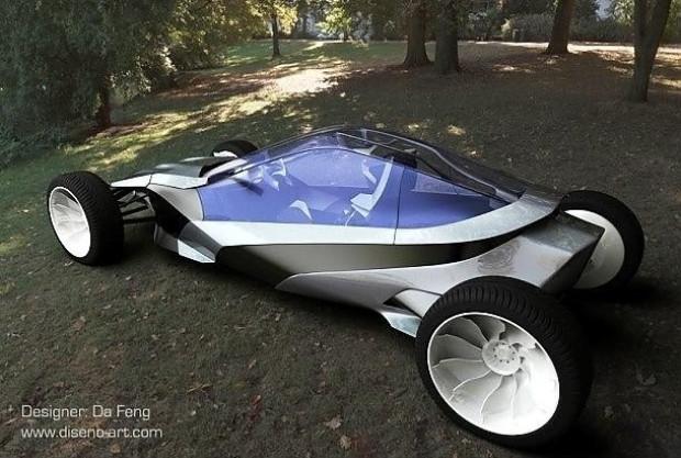Seri üretime geçse de bir tane alsak diyeceğiniz, benzersiz tasarımlara sahip 25 konsept araba - Page 4