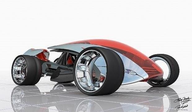 Seri üretime geçse de bir tane alsak diyeceğiniz, benzersiz tasarımlara sahip 25 konsept araba - Page 2