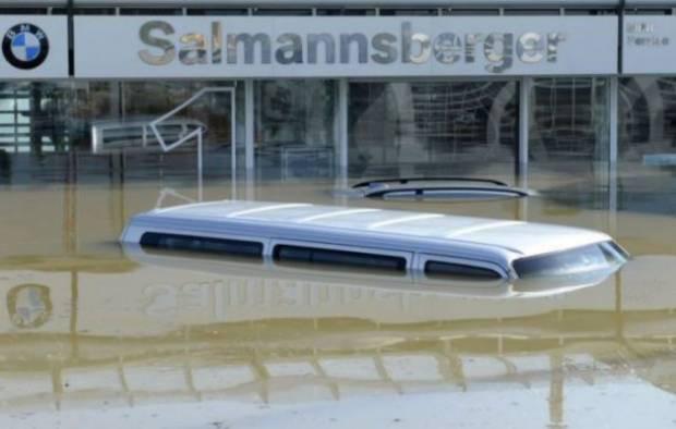 Servet değerinde araçlar sular altında kaldı! - Page 4