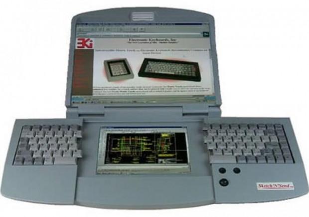 Sevebileceğiniz İlginç 13 Laptop Tasarımı - Page 3