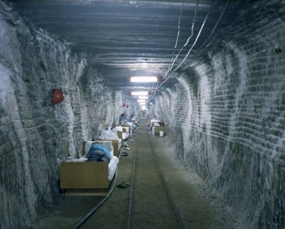 Şifa için yerin 288 metre altına iniyorlar - Page 2