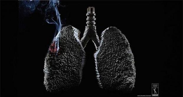 Sigara karşıtı ilginç reklamlar! - Page 1