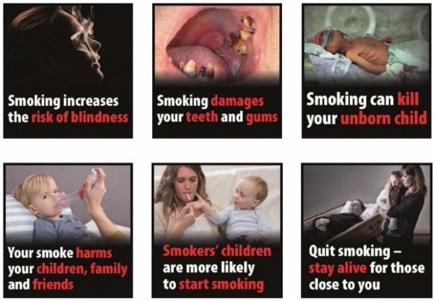 Sigara paketlerindeki fotoğraflar değişiyor - Page 3