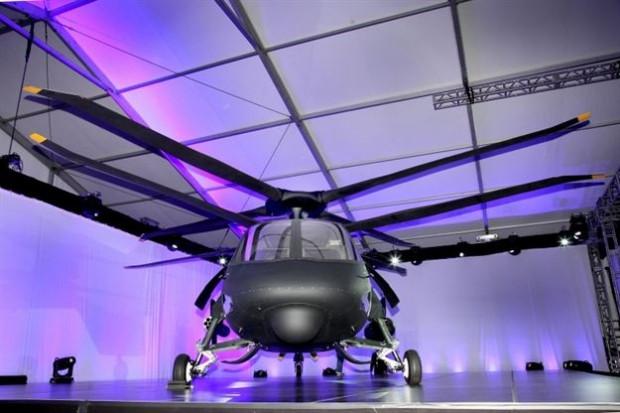 Sikorsky S-97 Raider helikopter prototipini tanıttı - Page 2