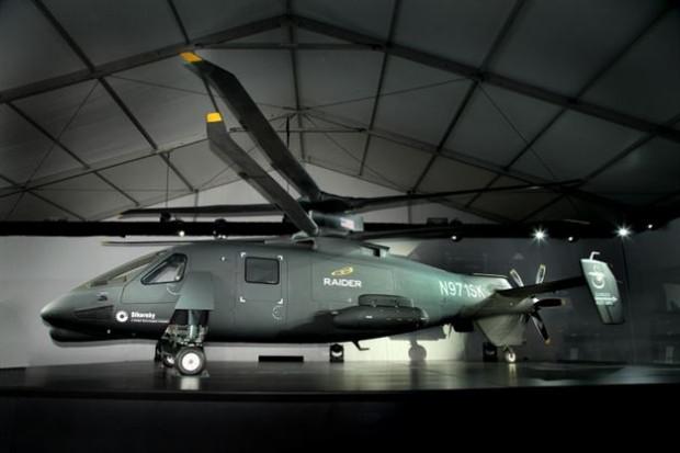 Sikorsky S-97 Raider helikopter prototipini tanıttı - Page 3