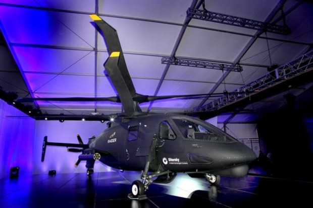 Sikorsky S-97 Raider helikopter prototipini tanıttı - Page 4
